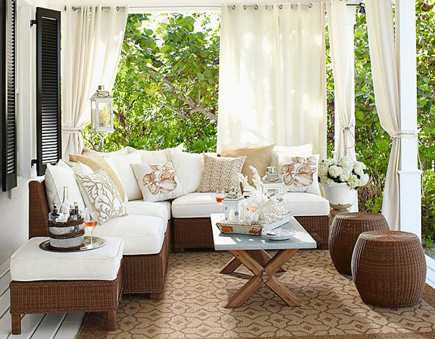 10 Stylish fortable and Enduring Outdoor Patio