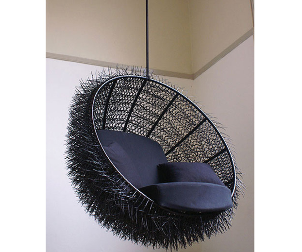 Sea Urchin Lounge Chair