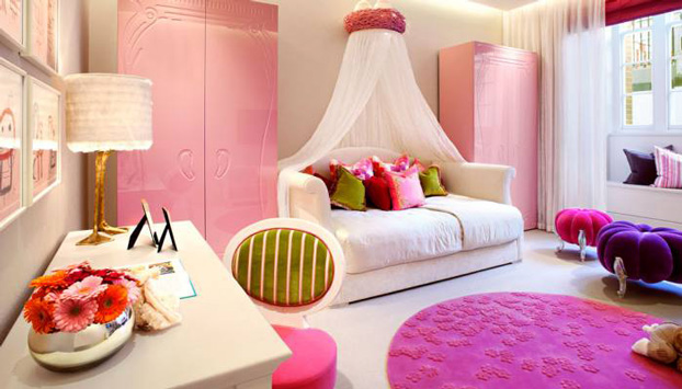 shh chelsea apartment girls room