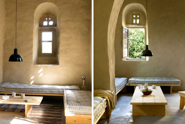 Old greek Traditional Cycladic House 8