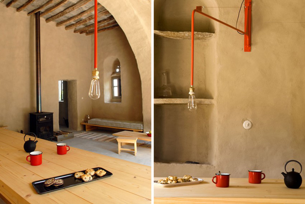 Old greek Traditional Cycladic House 9