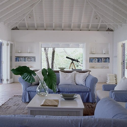 Beach Themed Living Room 11 Ideas