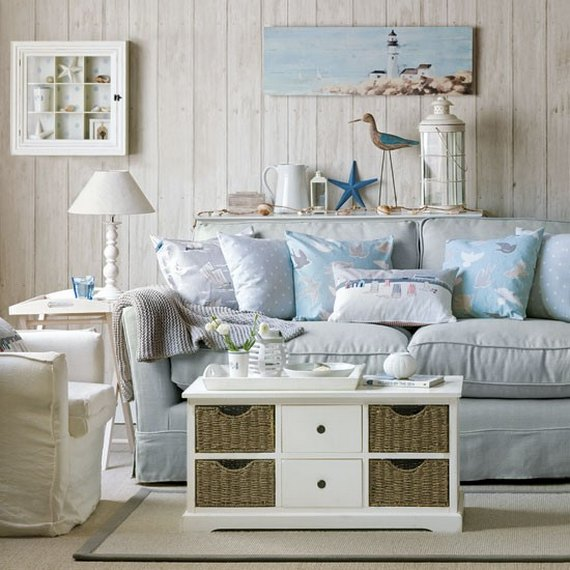 beach themed living room 3 ideas