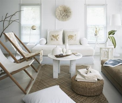 beach themed living room 5 ideas