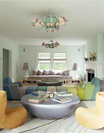Living Room Designs 10 by Muriel Brandolini