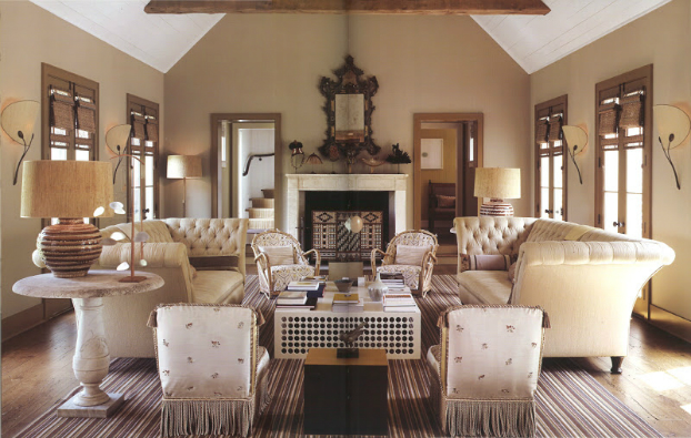 Living Room Designs 7 by Muriel Brandolini