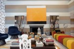 Living Room Designs by Muriel Brandolini