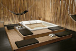 Home Spa Hydromassage bathtub Design