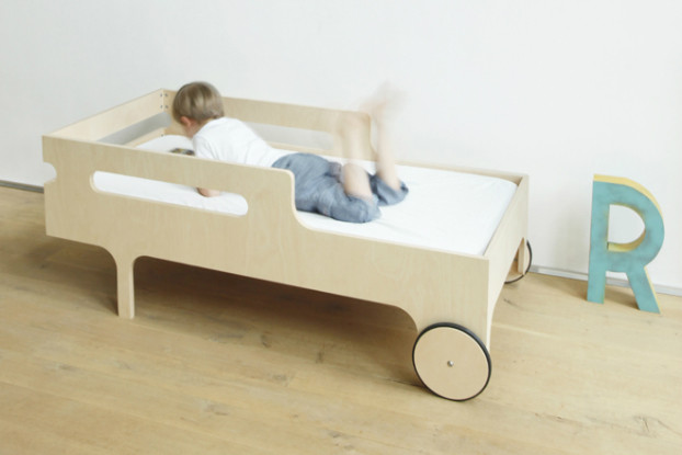 toddler modern and fuctional kids bed