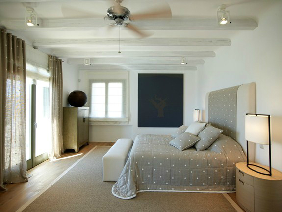 simply designed bedroom by cadena