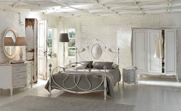 bedroom with natural essence 8