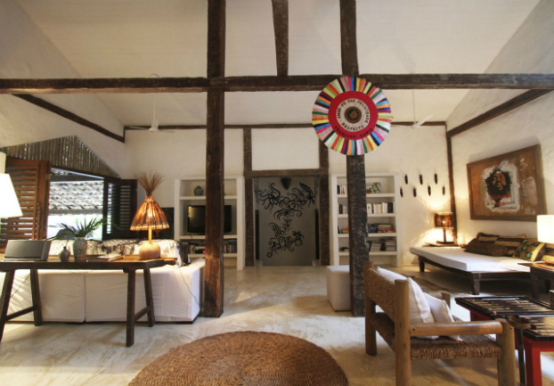 Casa Tiba A Chic Bohemian House 13