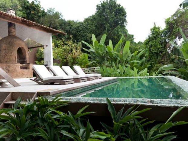 Casa Tiba A Chic Bohemian House 9