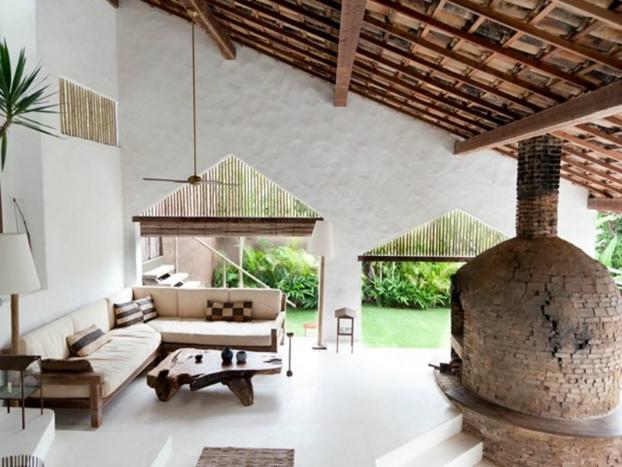 Casa Tiba A Chic Bohemian House
