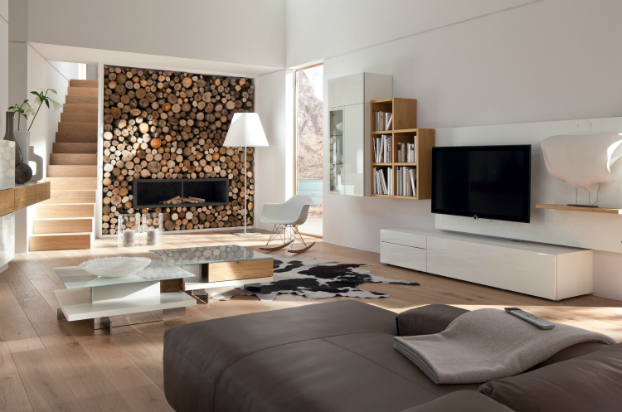 Contemporary and interesting living room designs decoholic for Interesting living room furniture