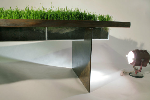 Eco Planter Table by Emily Wettstein 3