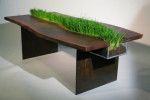 Eco Planter Table by Emily Wettstein