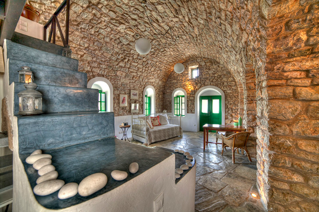 Semeli greek Traditional House in Kythera3