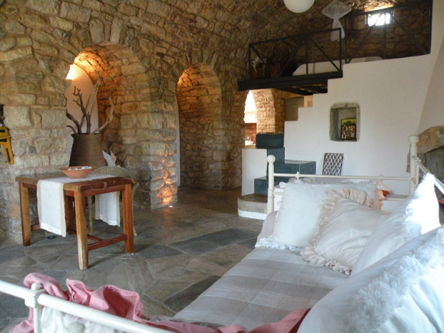Semeli greek Traditional House in Kythera5