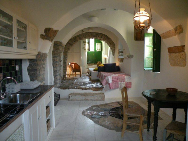 Semeli greek Traditional House in Kythera7