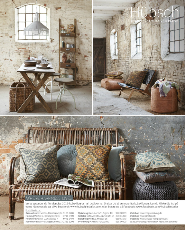 Danish Home Interior & Design
