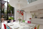 Modern White Interior With Colour Touche11
