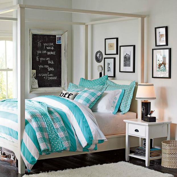 24 Teenage Girls Bedding Ideas - Decoholic on Teenage Bed Ideas  id=54621