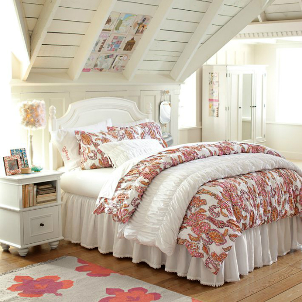 Teenage Girls Bedding Ideas 18
