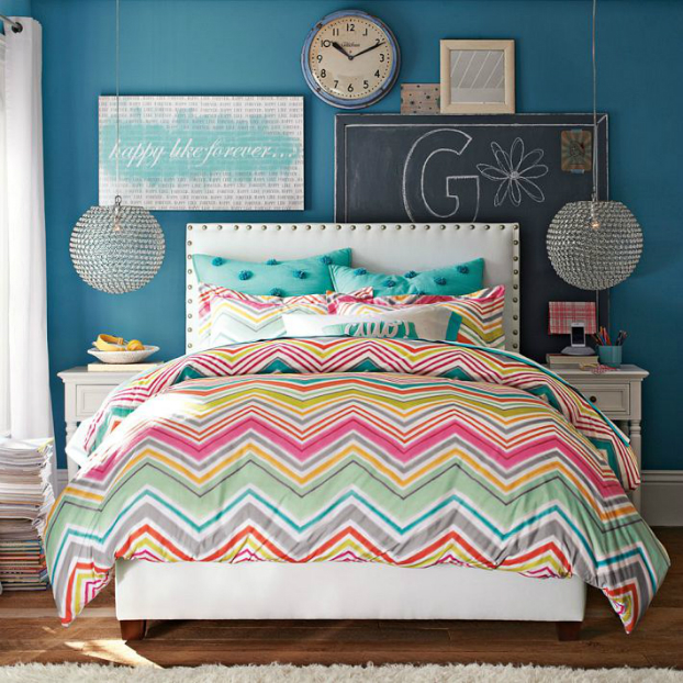 Interior Girls Bedding Ideas 24 teenage girls bedding ideas decoholic 2
