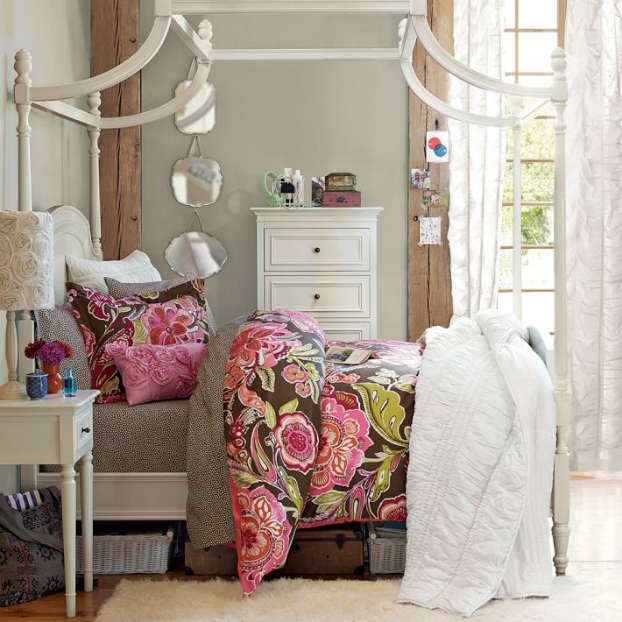 Teenage Girls Bedding Ideas 21