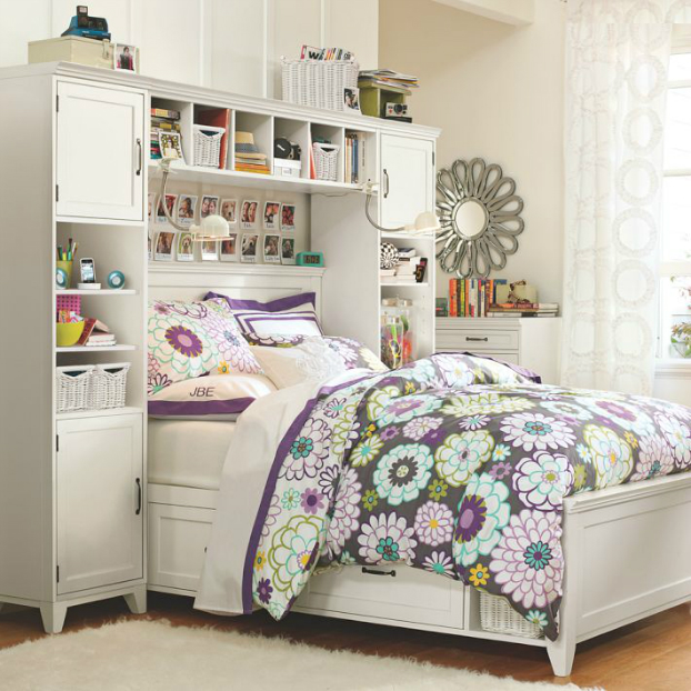 Teenage Girls Bedding Ideas 24