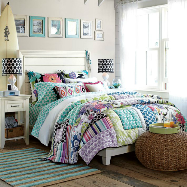 Teenage Girls Bedding Ideas 8