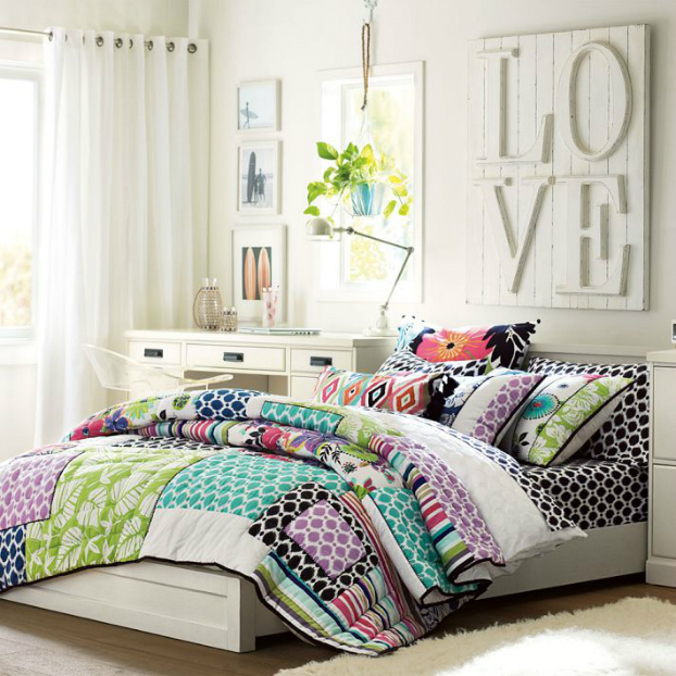 Teenage Girls Bedding Ideas 9