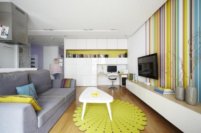 22 Ideas For Small Apartment Studio