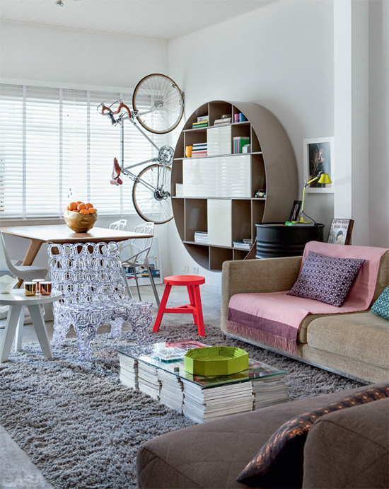 Budget Interior Design cheerful and interesting interior on a budget - decoholic