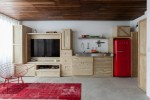 Youthful and Unpretentious Small Apartment 2