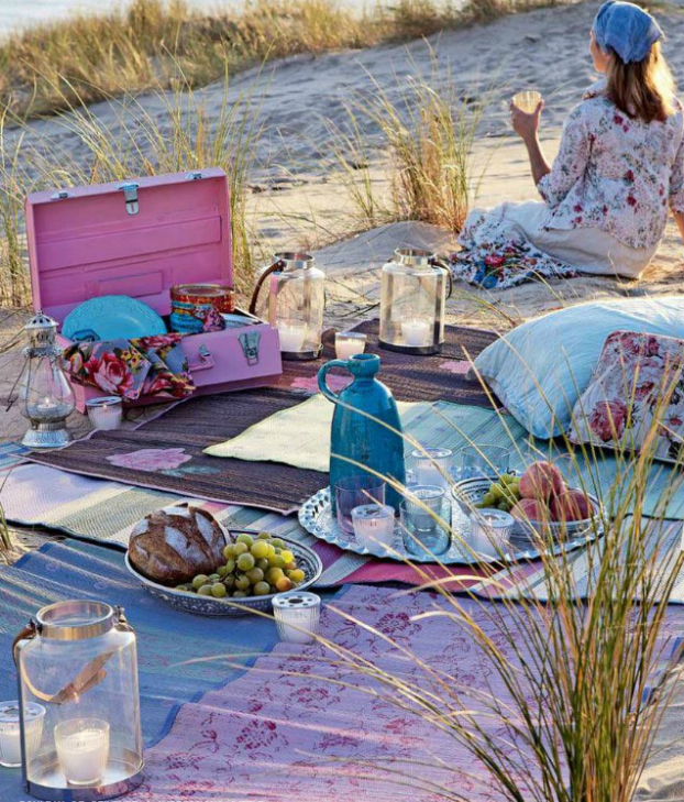 Camping Decorations 25 Ideas