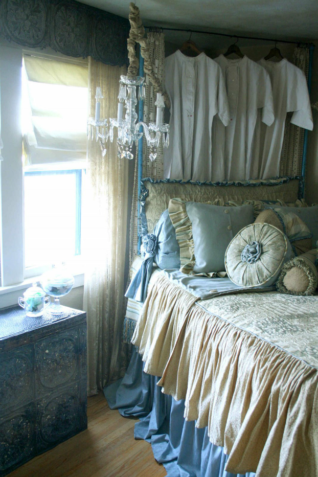 romantic fairytaile bedroom ideas 10