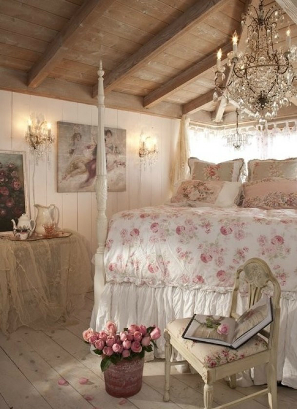 Romantic bedroom ideas with a fairytale feel decoholic Romantic bedrooms com