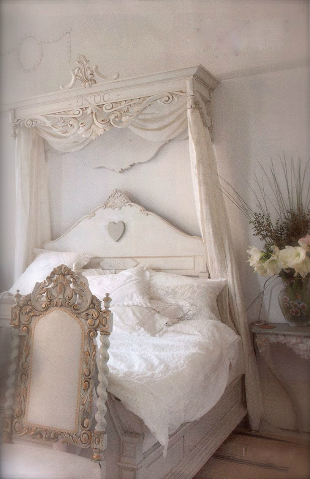 Romantic bedroom ideas with a fairytale feel decoholic - Camere shabby chic ...