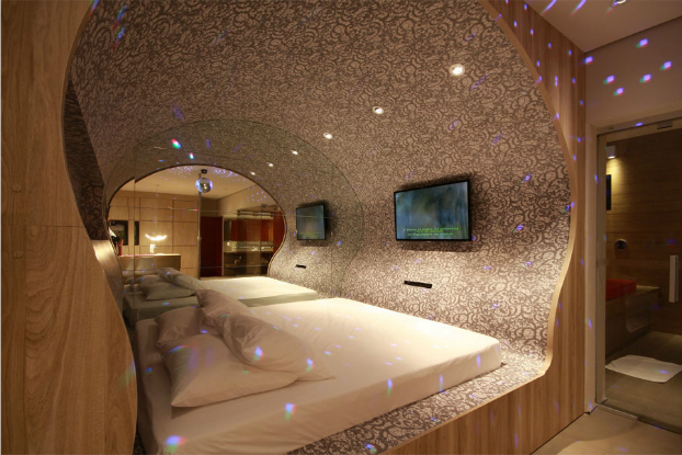 Futuristic Bedroom Designs 10