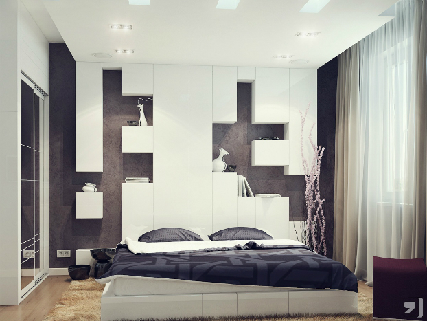futuristic bedroom design 22