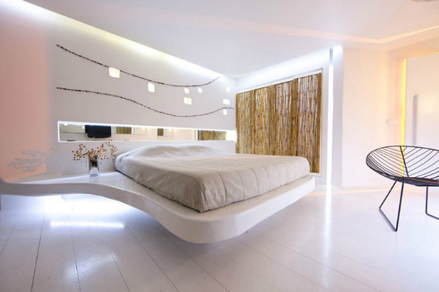 futuristic bedroom design 25