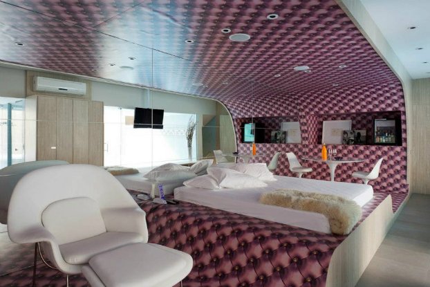Futuristic Bedroom Designs 4