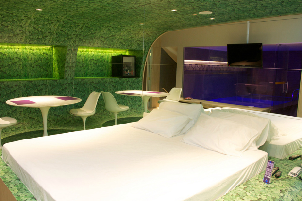 Futuristic Bedroom Designs 8