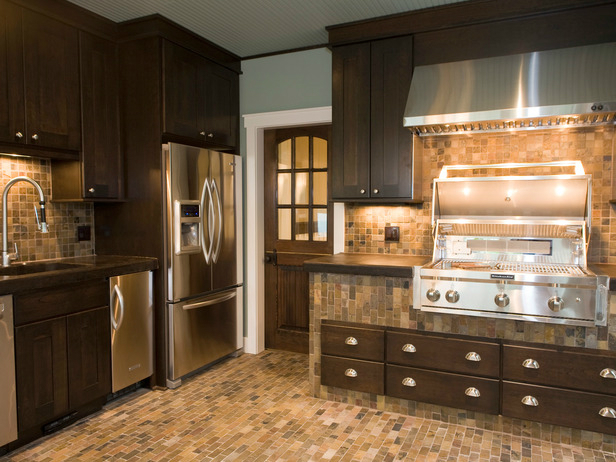 Commercial Grade Kitchen Cabinets In Residential