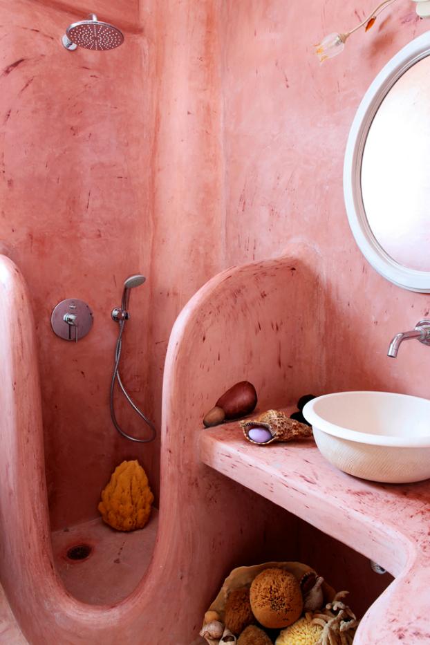 Mikaela Villa In Santorini 18