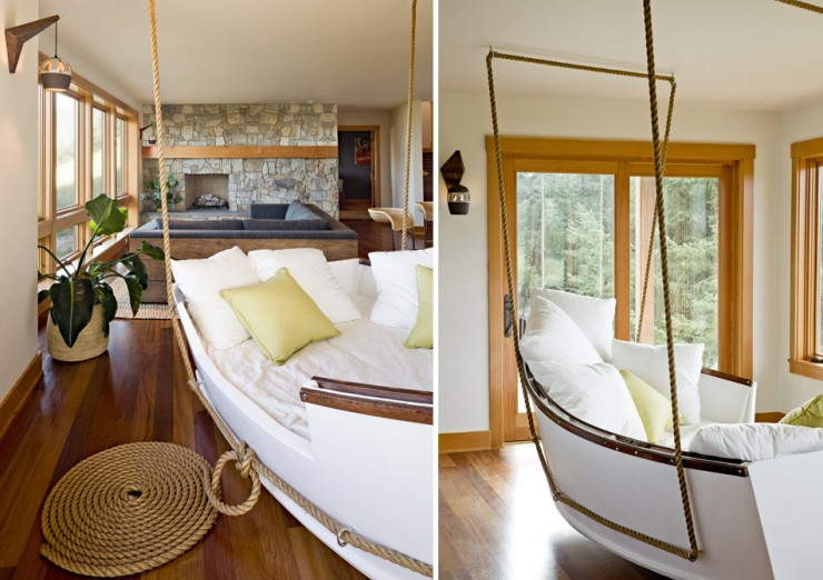 Exceptional Old Boat Home Decor 10 Ideas