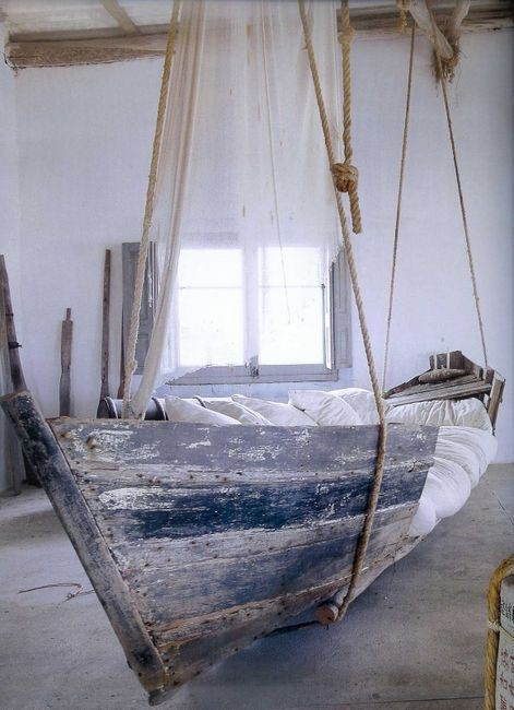old boat home decor 22