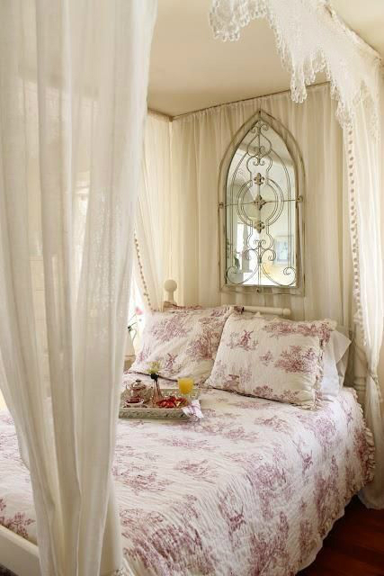 romantic fairytaile bedroom ideas 13